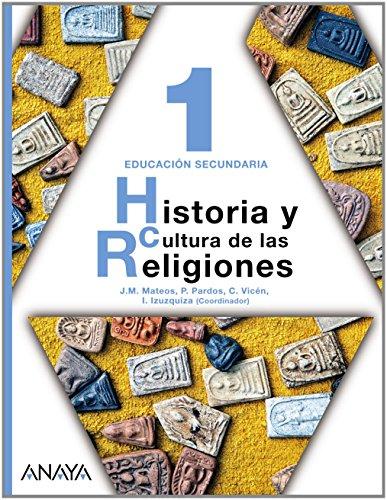 Historia y Cultura de las Religiones 1. - 9788466787840