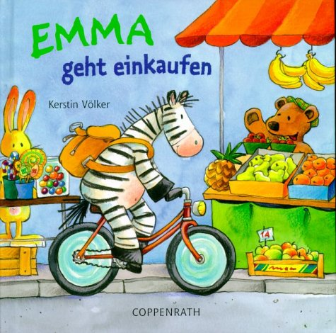 emma kauft ein Emma geht einkaufen