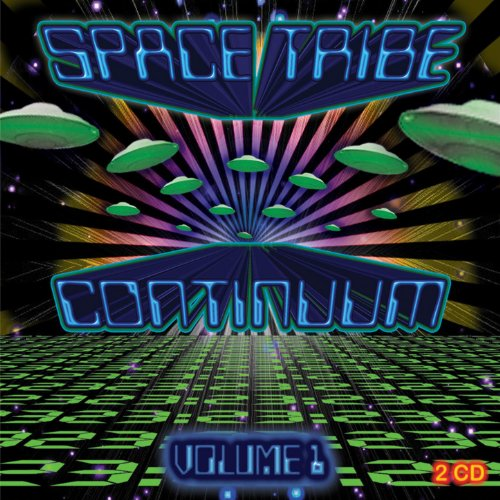 Space Tribe Continuum Volume 1