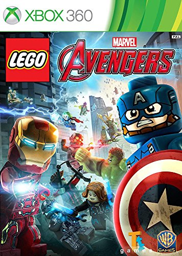 LEGO Marvel's Avengers Jeu Xbox - Avengers Games Lego Video