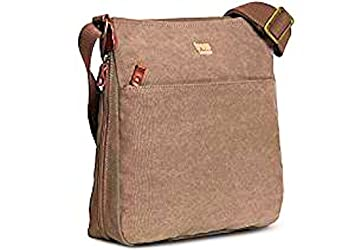 Troop TRP0236 Across Body Bag (Brown): Amazon.co.uk: Shoes & Bags