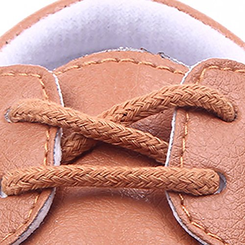 YOUJIA Unisex Baby Sandalen Neugeborenen Sandale Schuhe Rutschfest Ersten Wanderer Sommerschuhe Khaki