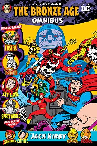 DC Universe Bronze Age Omnibus by Jack Kirby Us-general Jack