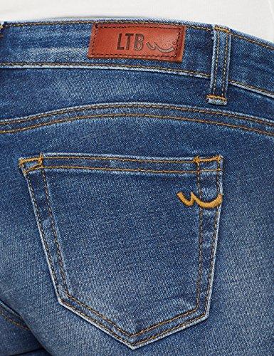 LTB Jeans Damen Boot-Cut Jeanshose Valerie