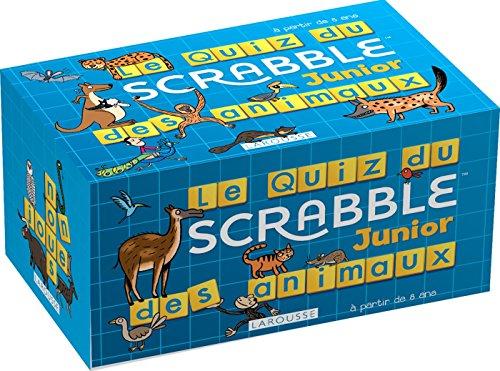Le Quiz Scrabble Junior par Aurore Meyer