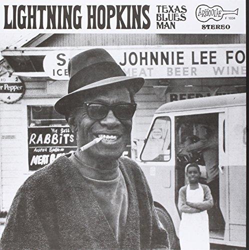Texas Blues Man [Colored ed.] [Vinyl LP]