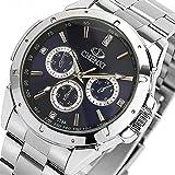 CX Hot Wasserdicht Outdoor Sport Glow Mode Quarz Armbanduhr Business Herren Geschenk Uhren (blau)