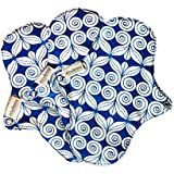 Eco Femme Reusable Cloth Menstural Pads Pantyliners (3 In A Pack)