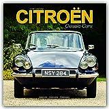 Citroën Classic Cars - Klassische Citroën Automobile 2018: Original Avonside-Kalender [Mehrsprachig] [Kalender] (Wall-Kalender)