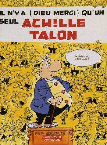 Achille Talon, Tome 31 : Il n'y a (Dieu merci) qu'un seul Achille Talon
