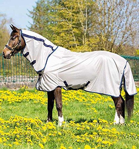 Horseware Mio Fly Rug Fliegendecke Bronze/Navy 90-160 (160)