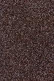 andiamo Kunstrasen Field, strapazierfähiger Rasenteppich mit Drainage-Noppen, Viele Verschiedene Größen, Braun, Größe:133x400cm
