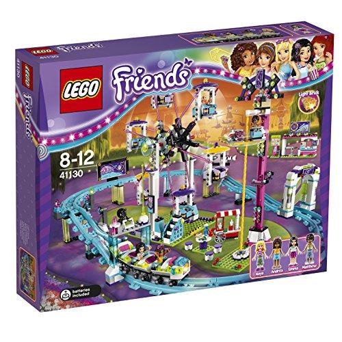 LEGO Friends 41130 - Großer Freizeitpark, Spielzeug für Jungen und Mädchen