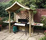 Party Arbour and Barbeque Shelter Pre...