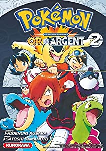 Pokémon Or et Argent Edition simple Tome 2