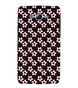printtech Floral Pattern Design Back Case Cover for Samsung Galaxy Core i8262 / Samsung Galaxy Core i8260