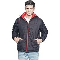 OJASS Men's Solid Regular Jacket
