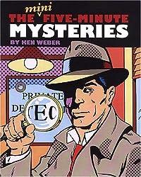 The Mini Five Minute Mysteries (Running Press Miniature Editions)