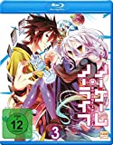 No Game No Life - Volume 3: Episode 09-12 [Blu-ray]