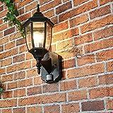 Applique classique lampe ext rieure lanterne murale for Applique murale exterieure classique