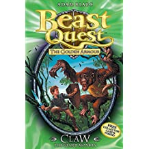 Claw the Giant Monkey: Series 2 Book 2 (Beast Quest)