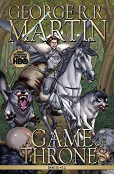A Game of Thrones: Comic Book, Issue 12 par [Martin, George R. R.]