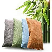 Geruch entfernen Air Purifying Tasche, 2Stück 100% Natürliche & effektive Bambus, umweltfreundlich, ungiftig,... preisvergleich bei billige-tabletten.eu