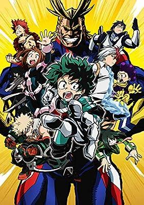 MY HERO ACADEMIA - Saison 2 - INTEGRALE - DVD