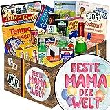 Beste Mama | Spezialitäten Geschenk-Box XXL | mit Salmiak Pastillen