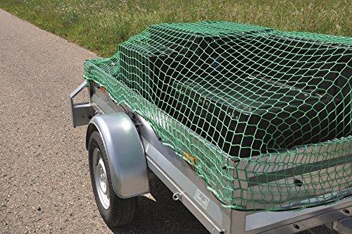 MBM Anhängernetz Abdecknetz 4,5x2,5m