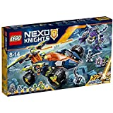 Lego (LEGO) Nex Knights Aaron's Rock Climber 70355