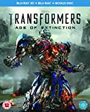 Transformers: Age of Extinction [Blu-ray 3D + Blu-ray + Bonus Disc]