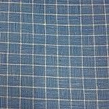 Linen Men's Club Shirt Fabric (LIN 005_B...