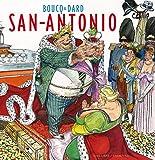 Artbook Boucq - Tome 0 - San Antonio (Edition spéciale)