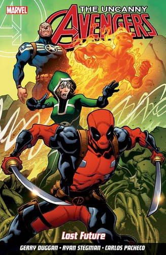 The Uncanny Avengers: Unity: Lost Future