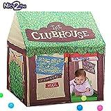 Nice2You tienda campaña casa tienda de campaña Infantil carpa plegable - verde