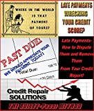 Late Payments-How to Dispute Them and Remove Them From Your Credit Report-The BULLET-Proof Method (English Edition)