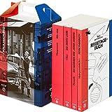 SZ Literaturkoffer Frankreich | Bücher Set | Literatur-Sammlung mit Olmi, Maupassant und Pernath | 4 Taschenbücher - Guy de Maupassant