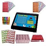 Juego de Bingo Electrónico Treble Win
