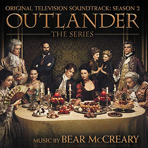 Outlander: Season 2-Clrd [Vinyl LP] -