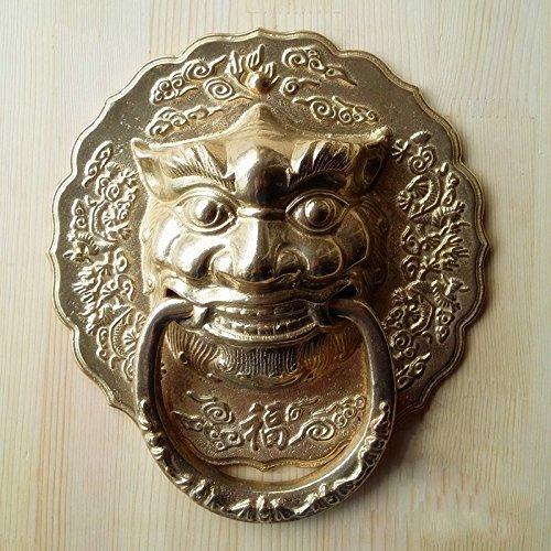 collector-cinese-antico-legno-massello-maniglie-delle-porte-alle-rame-fiocco-leone-testa-maniglia-po