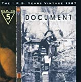 Songtexte von R.E.M. - Document