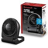 Honeywell Ventilatore Turbo On The Go! Di Honeywell (Piccolo, Portatile, Pieghevole, Personale, Con Ricarica Usb) Htf090E - 2
