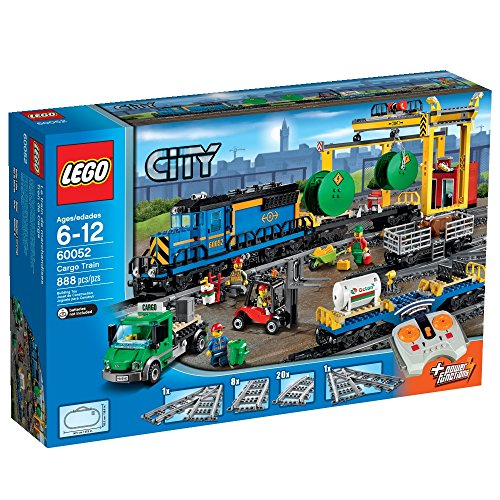 LEGO City Trains Cargo Train 60052 Building Toy  available at amazon for Rs.16929
