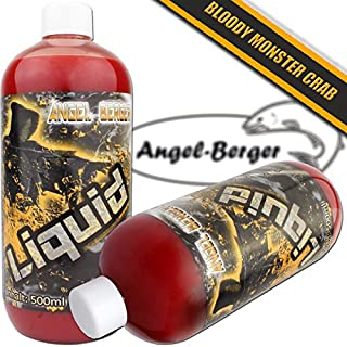 Angel Berger Magic Baits Liquid Aroma Dip verschiedene Sorten (Bloody Monster Crab)