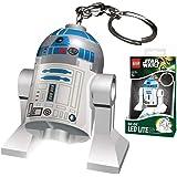 LEGO- Star Wars R2-D2 RD Portachiavi LED, KE, Multicolore, Unica, LGL KE21