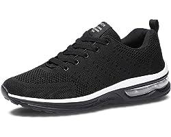 Axcone Uomo Donna Scarpe da Ginnastica Sportive Sneakers Running Basse Basket Sport Outdoor Fitness Sneakers- Molti Colori 36