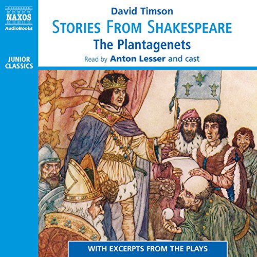 Stories from Shakespeare - The Plantagenets  Audiolibri