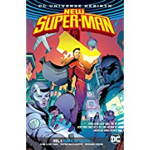 New Super-Man (2016-) Vol. 1: Made in China