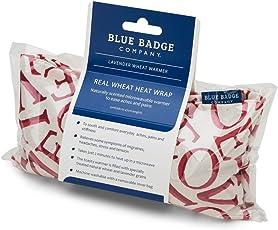 Blue Badge Company Emma Bridgewater Lavendel Körnerkissen Mikrowelle heat Pack Love Muster